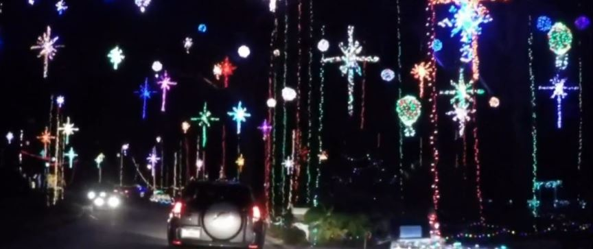 Inside the Girvin Road holiday light display | Firstcoastnews.com