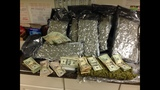 PHOTOS: Cannabis and cash seized in Marion County bust