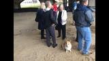 PHOTOS: Officials break ground on Riverside dog park