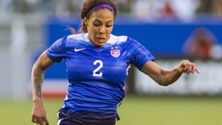 Sydney Leroux latest out of Olympics