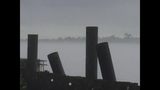 Low lying fog on the St. Johns River