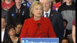 Clinton wins over Sanders in Iowa