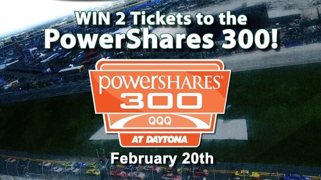 Daytona Week Sports Final Sweepstakes