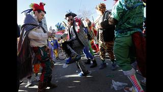 Show us your costume: Mardi Gras 2016