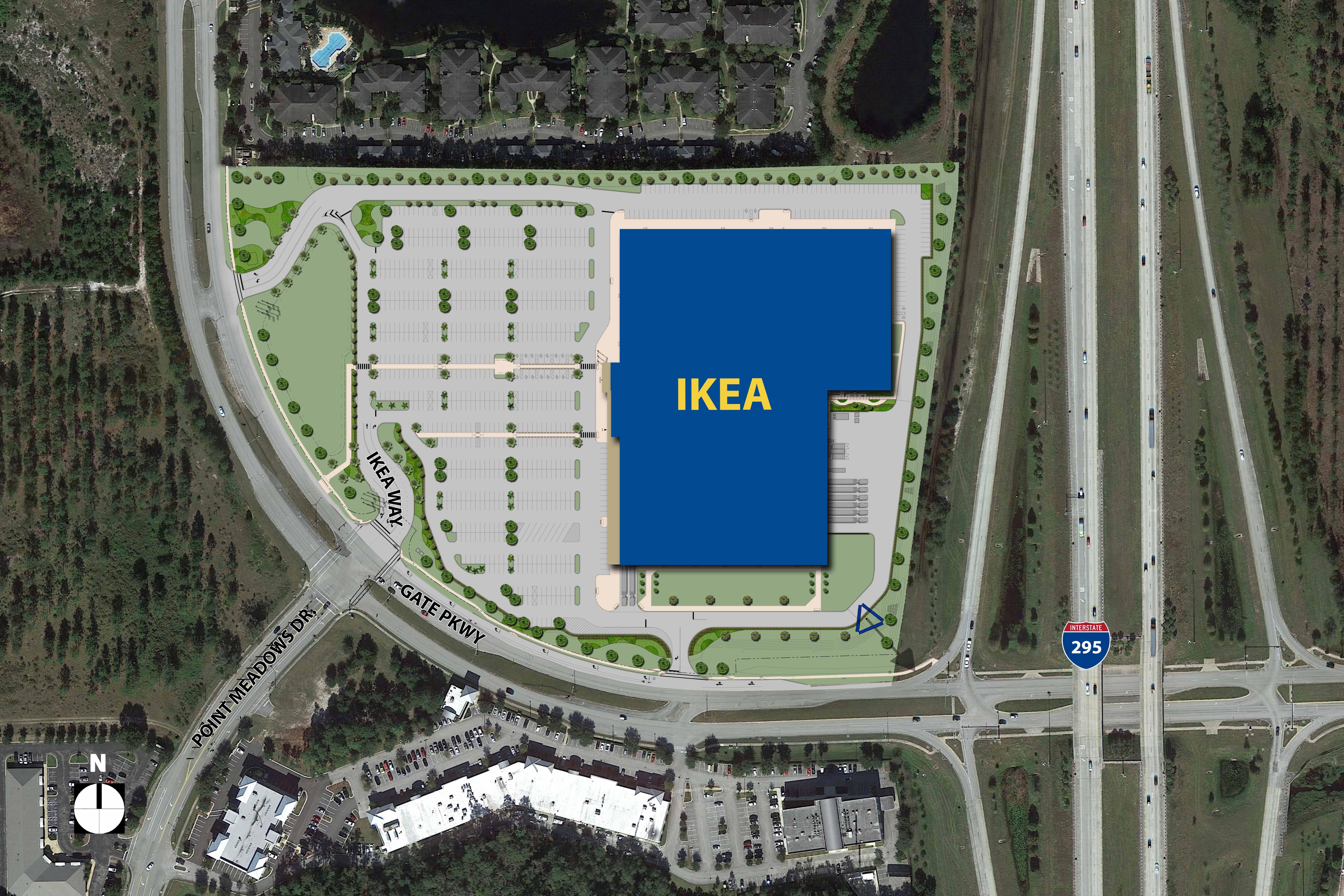 Walls Are Going Up For Jacksonville S New Ikea Store Firstcoastnews Com Ar tiem ir ērti, viegli un pat aizraujoši saplānot virtuves iekārtu, savu ideālo skapi un ne to vien. https www firstcoastnews com article money business walls are going up for jacksonvilles new ikea store 77 429186513