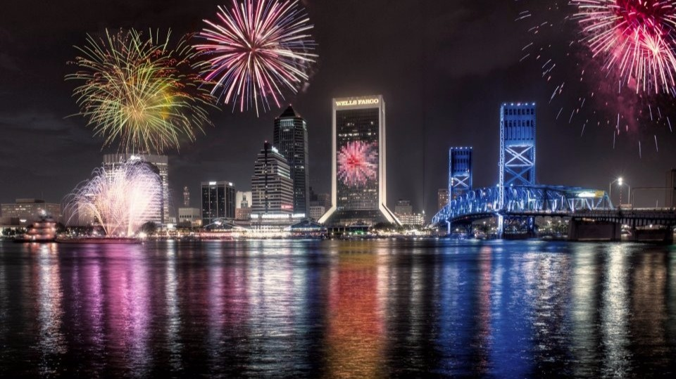 Jacksonville New Years Eve 2018