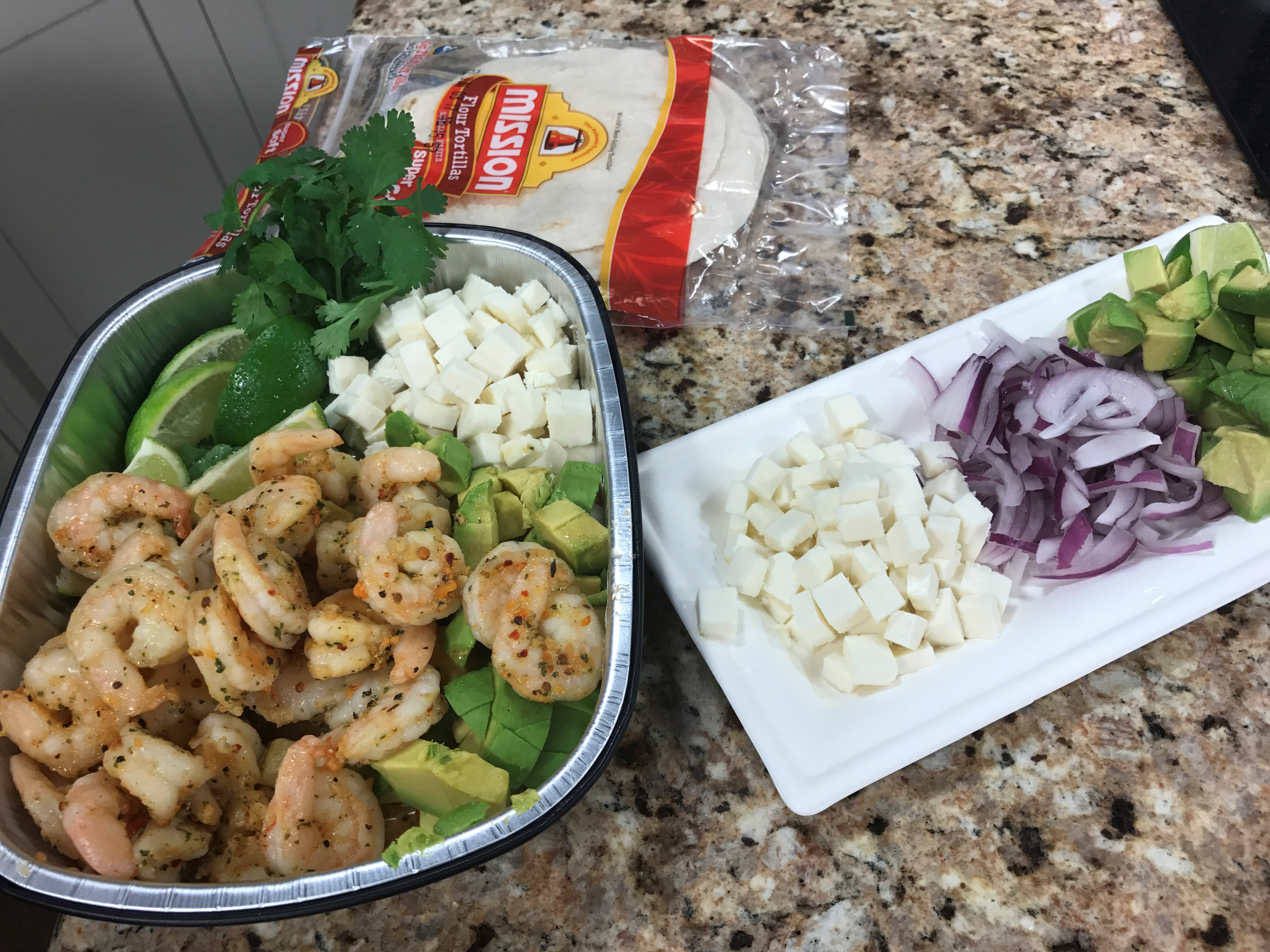 FCL Publix Recipes: Chipotle Shrimp Tacos with Avocado Verde ...