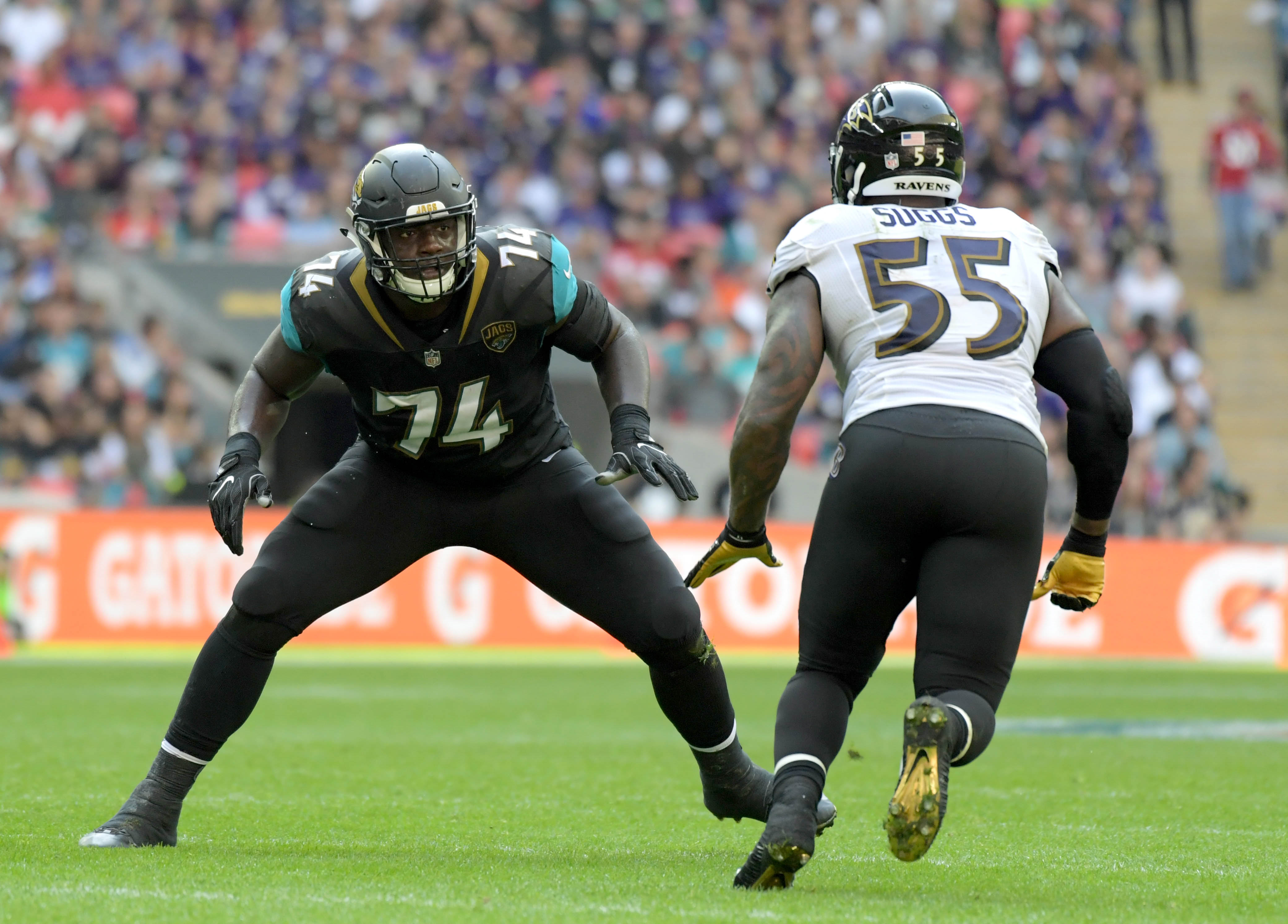 Jaguars DT Malik Jackson on the Week 5 win We know who we are