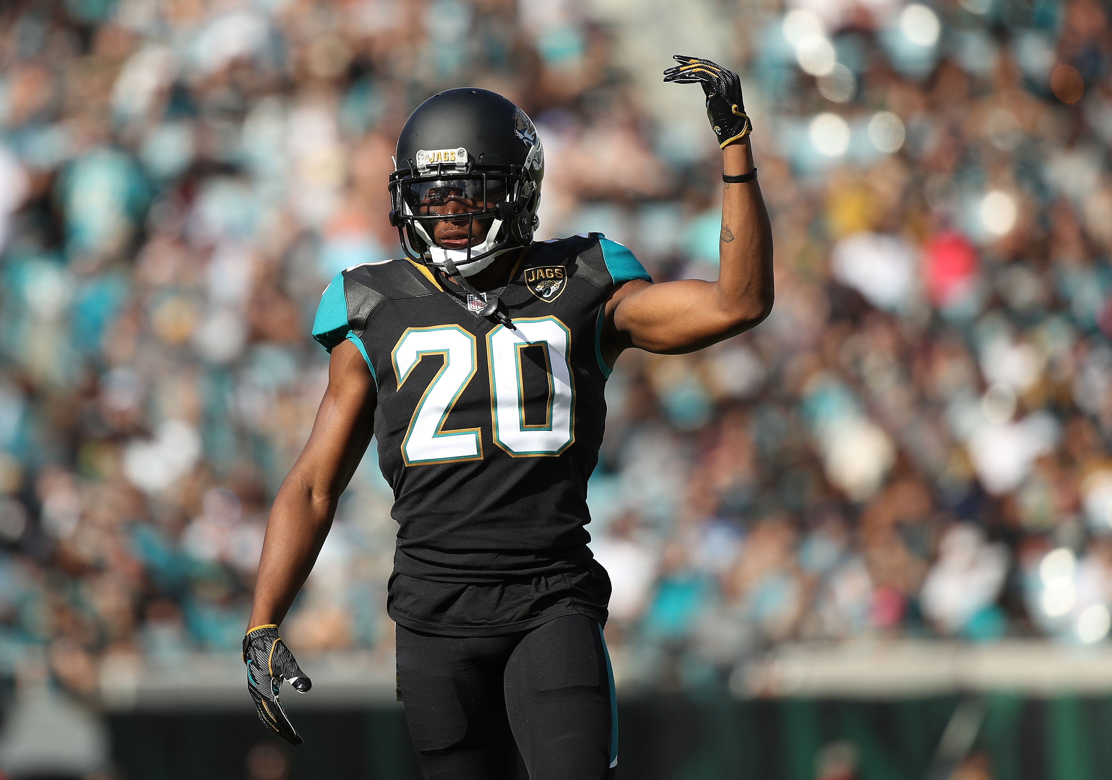 Jaguars Week 12 Inactives Jalen Ramsey to play against the