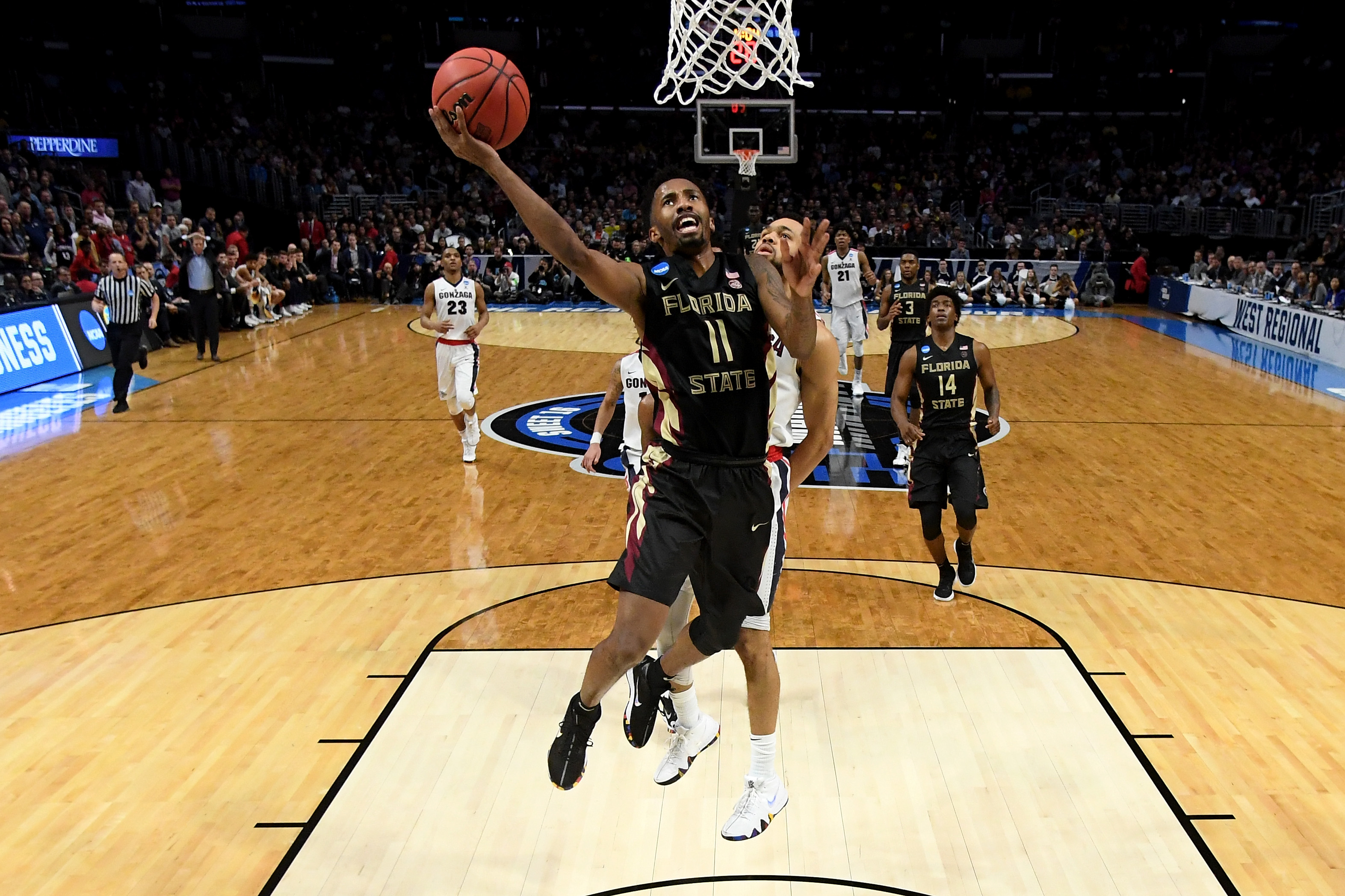 From Sweet to Elite: Florida State dominates Gonzaga